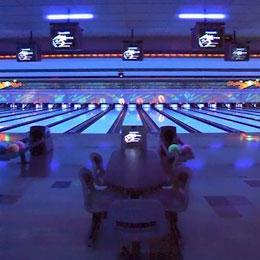 Cosmic Bowling Rock N Bowl Daffodil Bowl Puyallup Wa